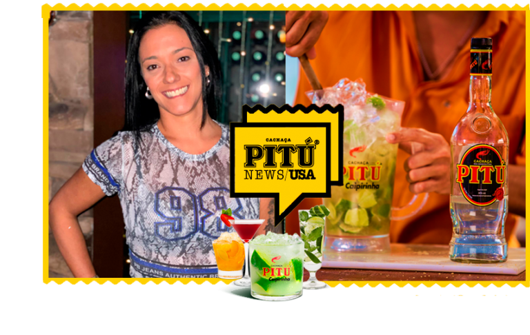 Bartenders around the world: time to meet Debora!
