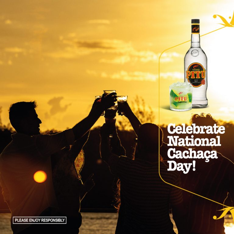 Celebrate National Cachaça Day!