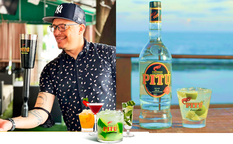 Bartenders around the world: Meet Henrique Delgado!
