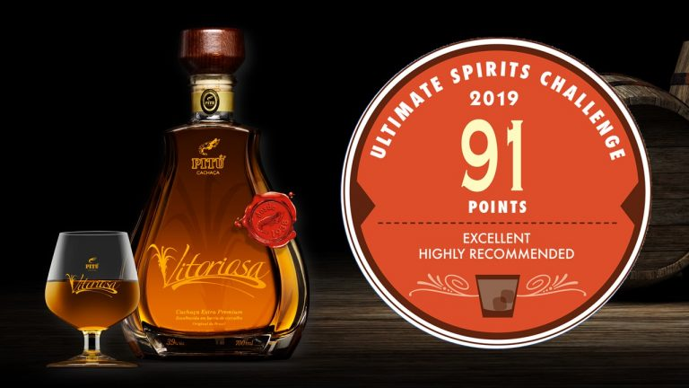 PITU VITORIOSA WON THE NEW YORK ULTIMATE SPIRITS CHALLENGE
