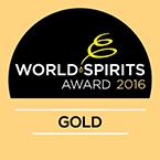 Pitú Vitoriosa Gold Medal 2016